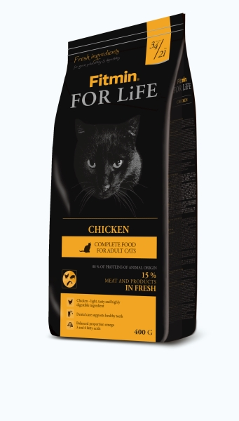 Fitmin Cat For Life Chicken 400 g