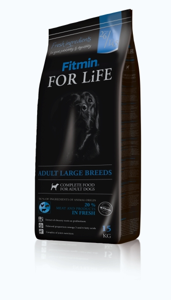 Fitmin dog For Life Adult Large 2 x 15 kg