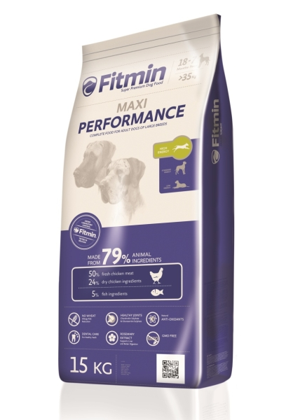 Fitmin dog Maxi performance 15 kg