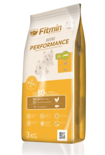 Fitmin dog Mini performance 3 kg
